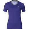 Odlo Morzine Shirt S/S Women spectrum blue-allover print
